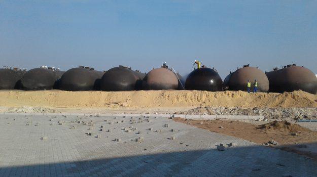 Bult Tanks Avedia Saldanha