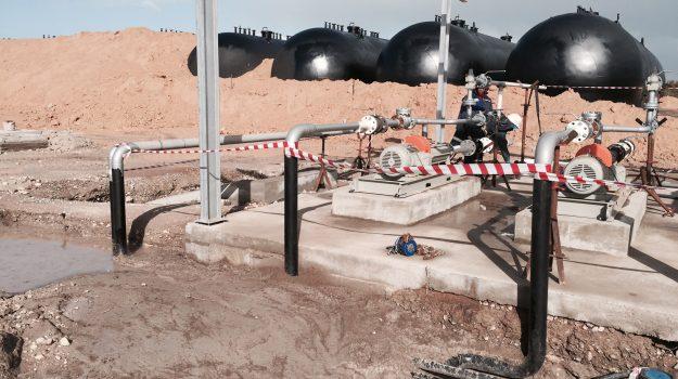Industrial Site build Pumps 1