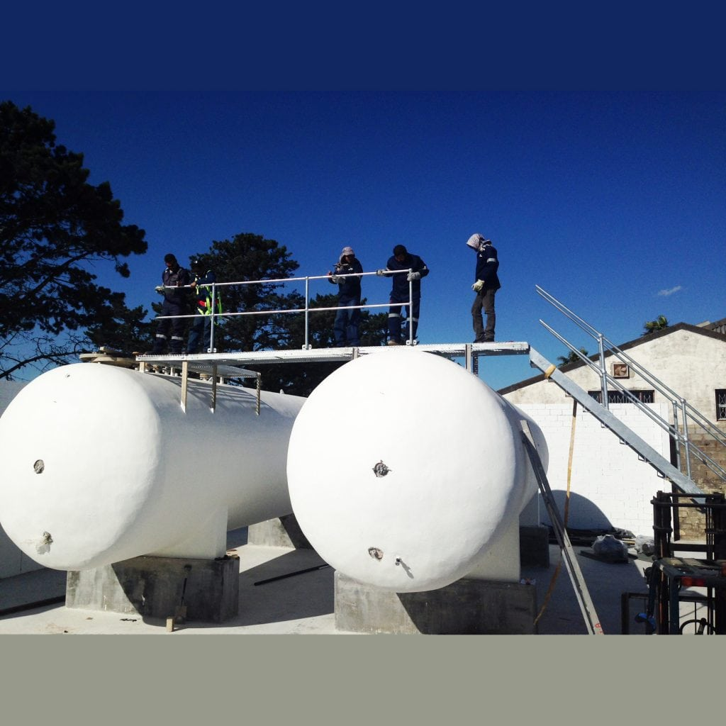 Industrial Gas Installation In South Africa By Cape Gas